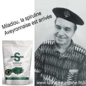 NOYER SYLVAIN – Producteur de spiruline